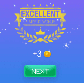 Mystic Words Tomato level 8